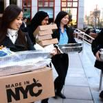 Grupo distribui comida desperdiçada por restaurantes