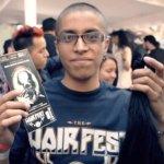 Ingresso do bem! Metaleiros doam cabelo para crianças com câncer em show de rock
