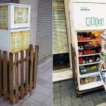Espanha ganha geladeira pública para mercados doarem comida que iria para o lixo