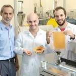 Pesquisadores brasileiros desenvolvem plástico orgânico comestível