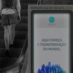 Máquina instalada no metrô oferece créditos no Bilhete Único em troca de recicláveis