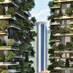 Conheça a primeira floresta vertical do mundo construída em um condomínio residencial