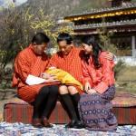 Butão celebra nascimento de seu príncipe com plantio de 108 mil árvores