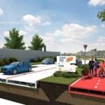 Holanda planeja pavimentar suas ruas com plástico recolhido dos oceanos