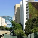 Brasil vai ganhar segundo maior jardim vertical do mundo