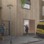 Startup criada por estudantes constrói casas com tijolos feitos de lixo industrial
