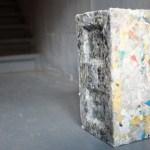 Empresa transforma plástico retirado dos oceanos em tijolos
