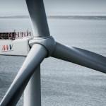 Turbina gigante quebra recorde mundial de geração de energia eólica em 24 horas