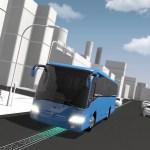 Israel testa ônibus elétricos capazes de se recarregar sozinhos em movimento