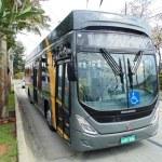 Curitiba vai testar na frota ônibus movido a gás natural e biometano