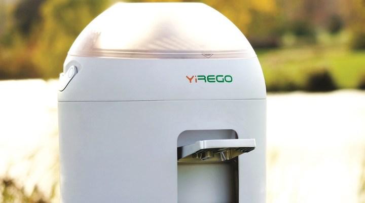 A máquina que lava suas roupas em apenas 5 minutos (sem gastar energia elétrica!)