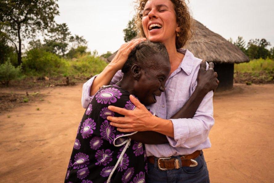 Permacultura empodera mulheres e alimenta 6 mil famílias refugiadas na Uganda 2
