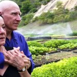Casal de brasileiros recupera floresta do tamanho de mais de mil campos de futebol em MG