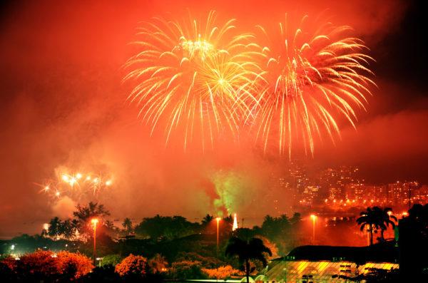 Nova lei proíbe fogos de artifício barulhentos em Vila Velha para proteger animais