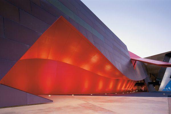 National Museum of Australia environmental credentials