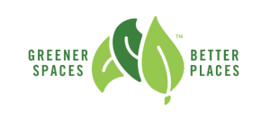 Greener Spaces Better Places logo