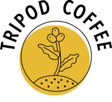 Tripod Coffee logo