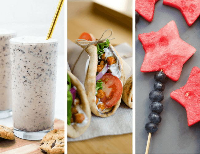 25 Vegan Back to School Breakfasts, Lunches and Snacks (Kid-Friendly)