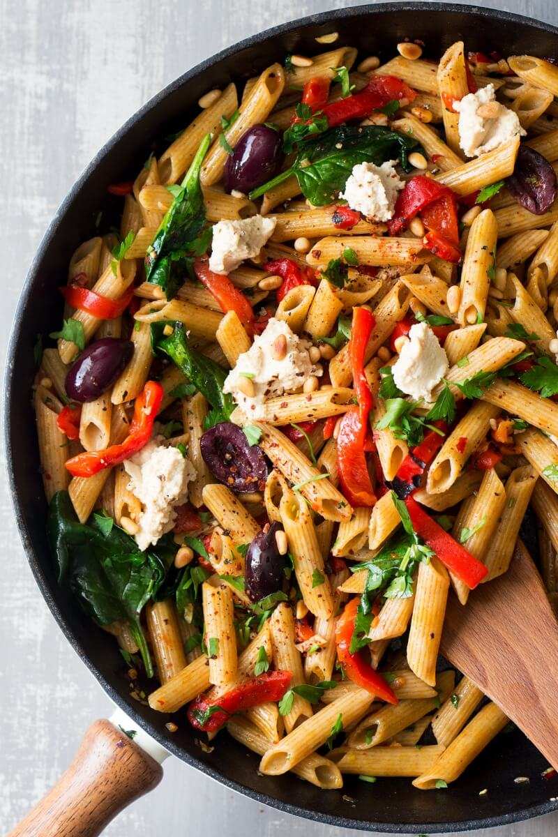 19 Superb Italian Vegan Pasta Recipes To Make For Lunch