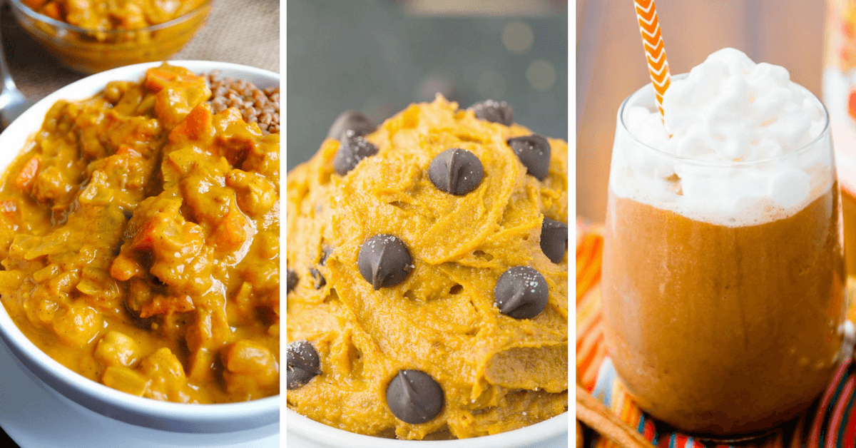 28 Amazing Vegan Pumpkin Recipes to Satisfy All Your Fall Cravings