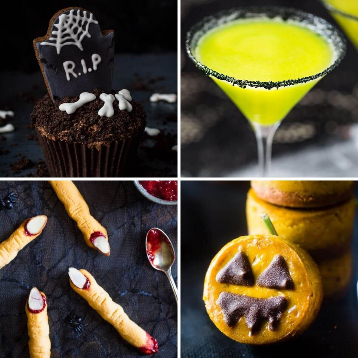 If you're planning any kind of party, decorations are one of the first things to consider. 46 Spooky Vegan Halloween Recipes Treats Snacks Drinks The Green Loot