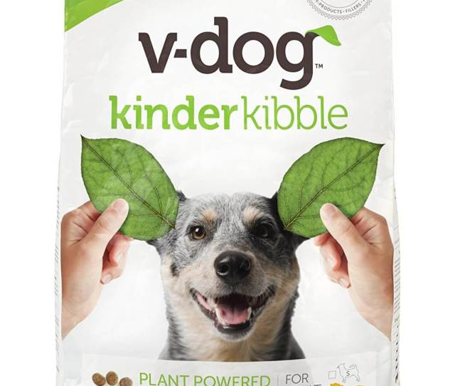 V Dog Vegan Dog Food Brands And Recipes The Green Loot Vegan Dogfood