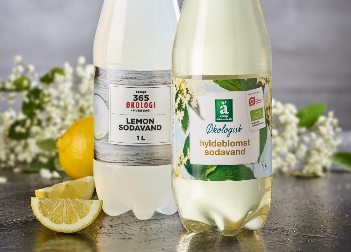 365 og Änglamark i Lemon og Hyldeblomst