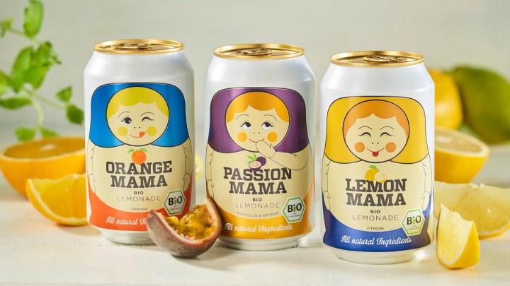 Mama Økologisk sodavand