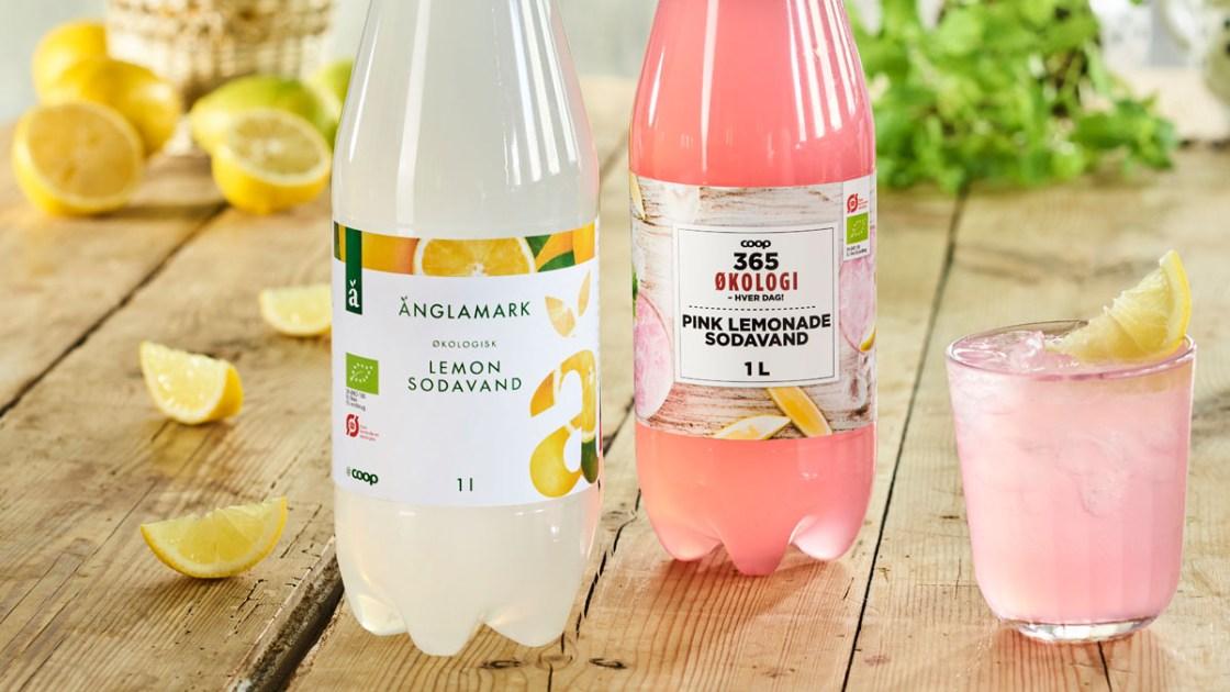 The Green Oak private label sodavand