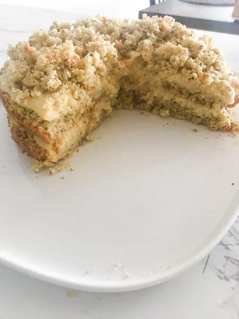 Torta mimosa leggerissima