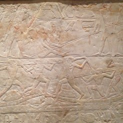 Relief from the Tomb of Ny-ankh-nesuwt, Old Kingdom, early 6th century, ca. 2345-2320 B.C.E.