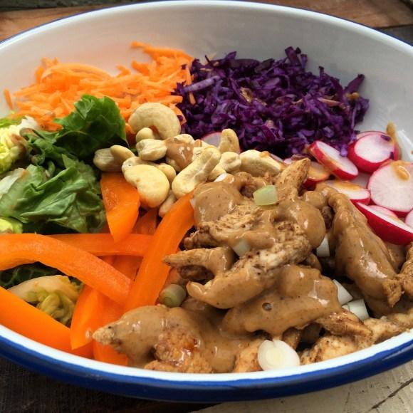 Salad-in-a-jar III