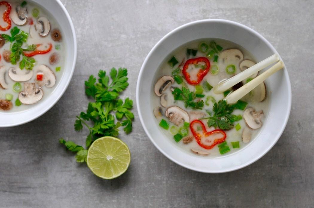Tom Gha Kai Soup