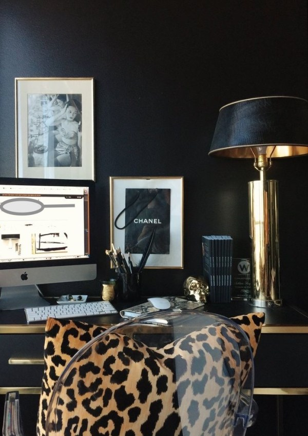 Finally: My Dream Home Office Space