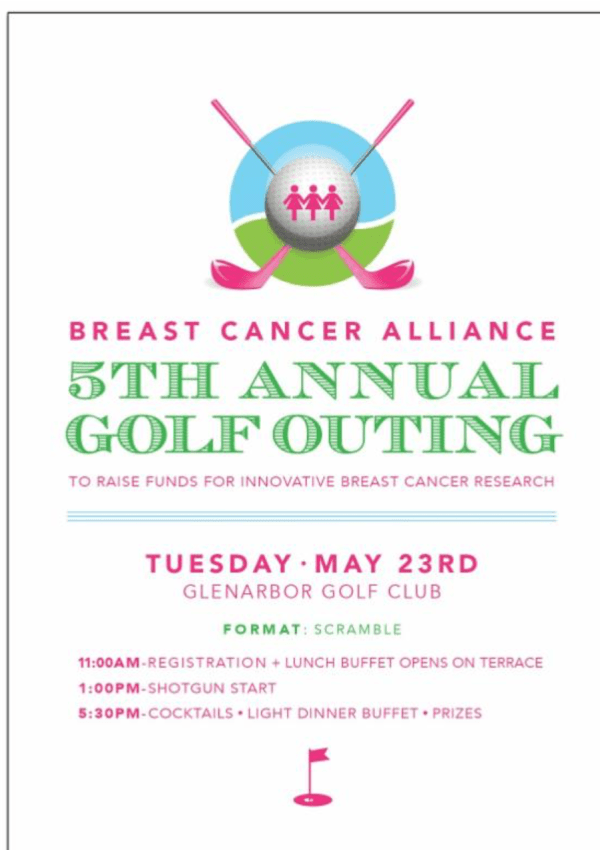 Take Action: Walk, Run, Golf & Learn with the Breast Cancer Alliance