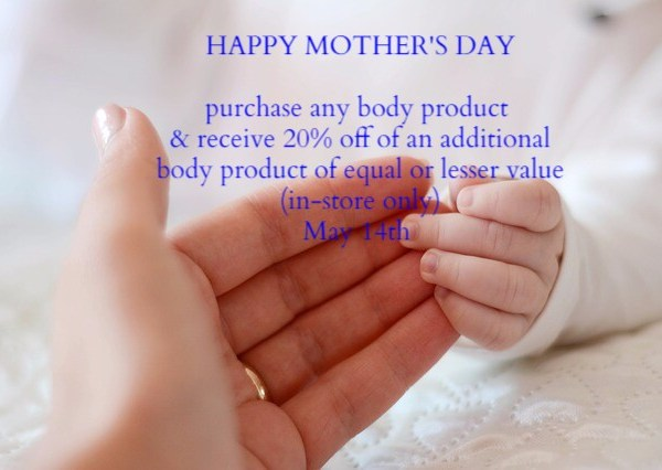 A Gift for Mom (& You) from Organachs Farm to Skin