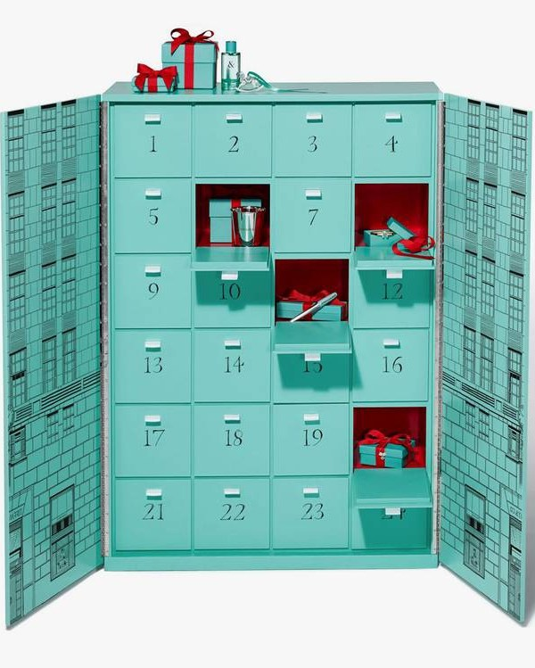 Only Tiffany & Co. Could Make A $112,000 Advent Calendar