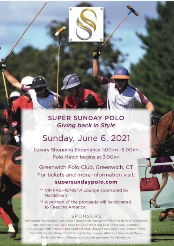 Mark Your Calendars! Super Sunday Polo – June 6th!