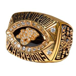 2000 Grey Cup Ring