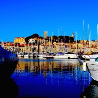 Port De Cannes, French Riviera.