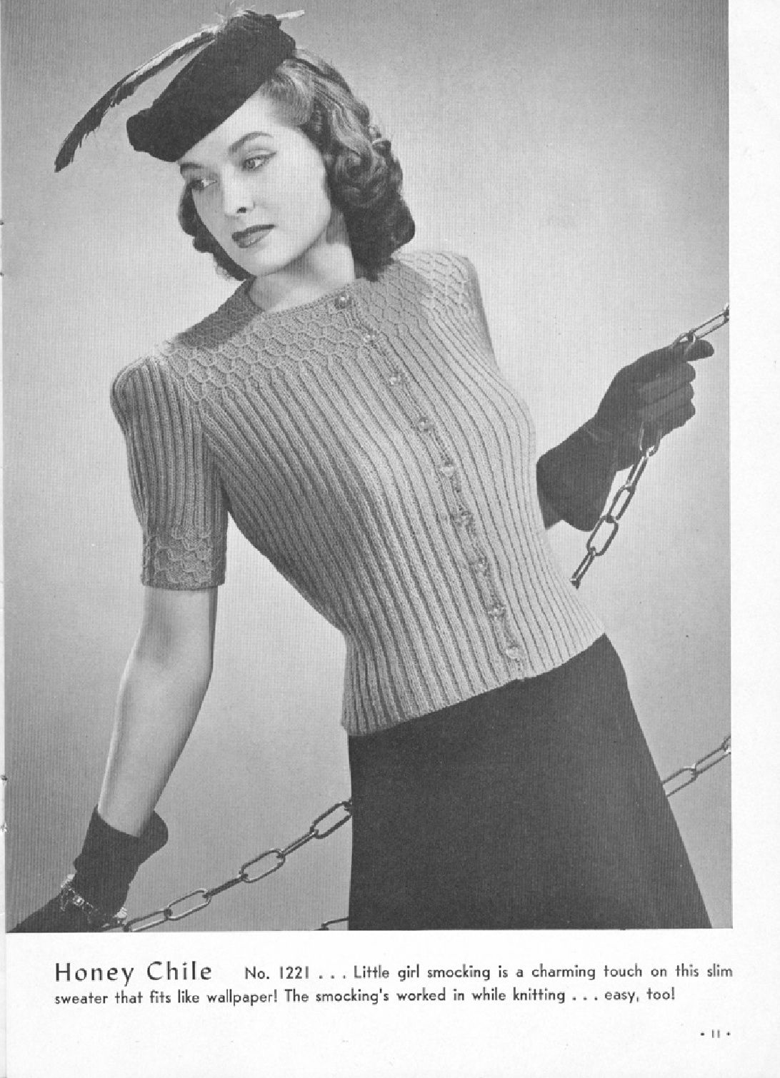 """So You\'re Going to Knit a Sweater"""" – A digital knitting pattern book ..."""