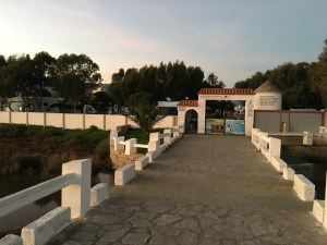 Our Campsite in Tarifa