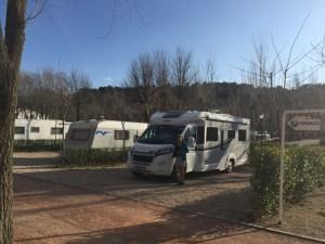 024 Camping Los Batanes, Lagunas de Ruidera, Spain