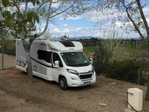 040 Camping Mirador de Cabaneros, Horcajo de los Montes