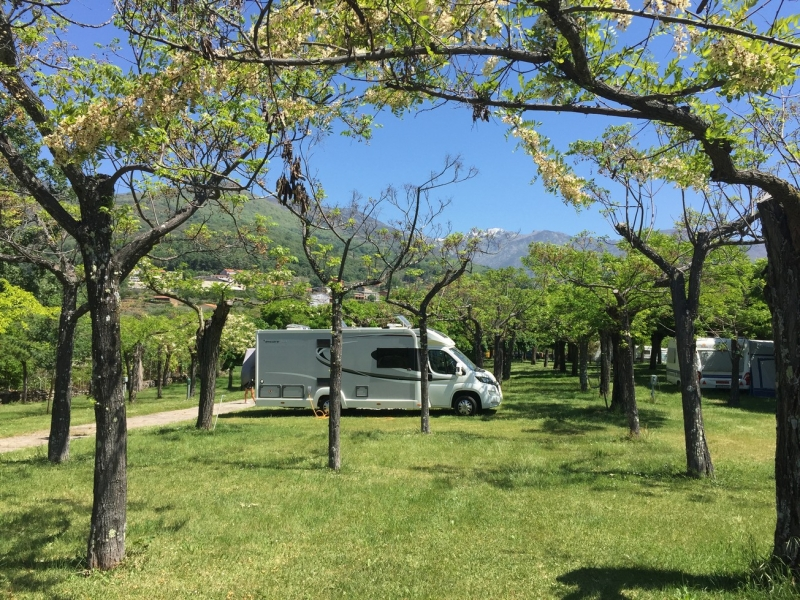 052 Camping Yuste, Aldeanueva de la Vera, Spain