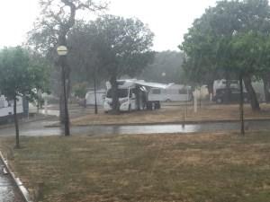071 Camping Serria de la Culebra, Figueruela de Arriba, Spain, Campsite