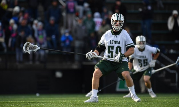 No. 11 Men's lacrosse holds on in strong team effort against Rutgers