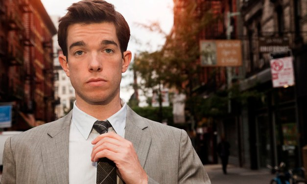 Loyola spends an evening with John Mulaney