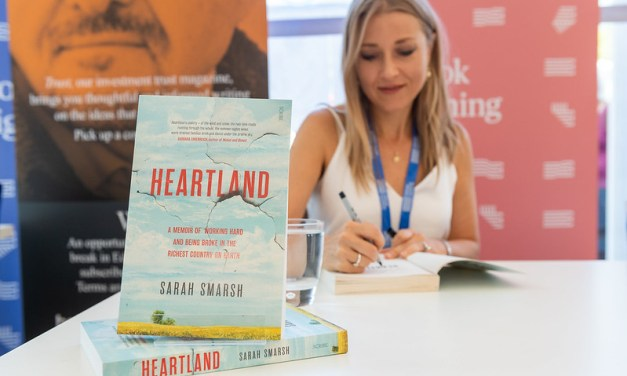 Author Sarah Smarsh discusses American poverty, class, and feminism in her 2020 keynote address