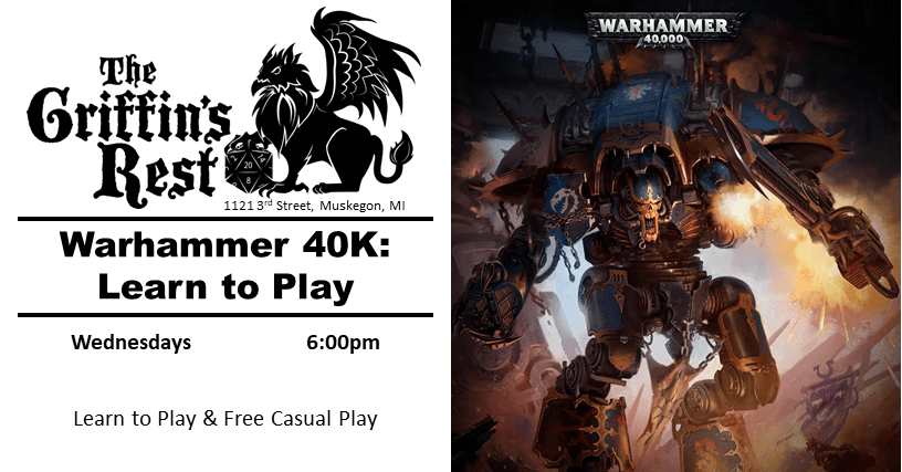 Warhammer 40K: Learn to Play